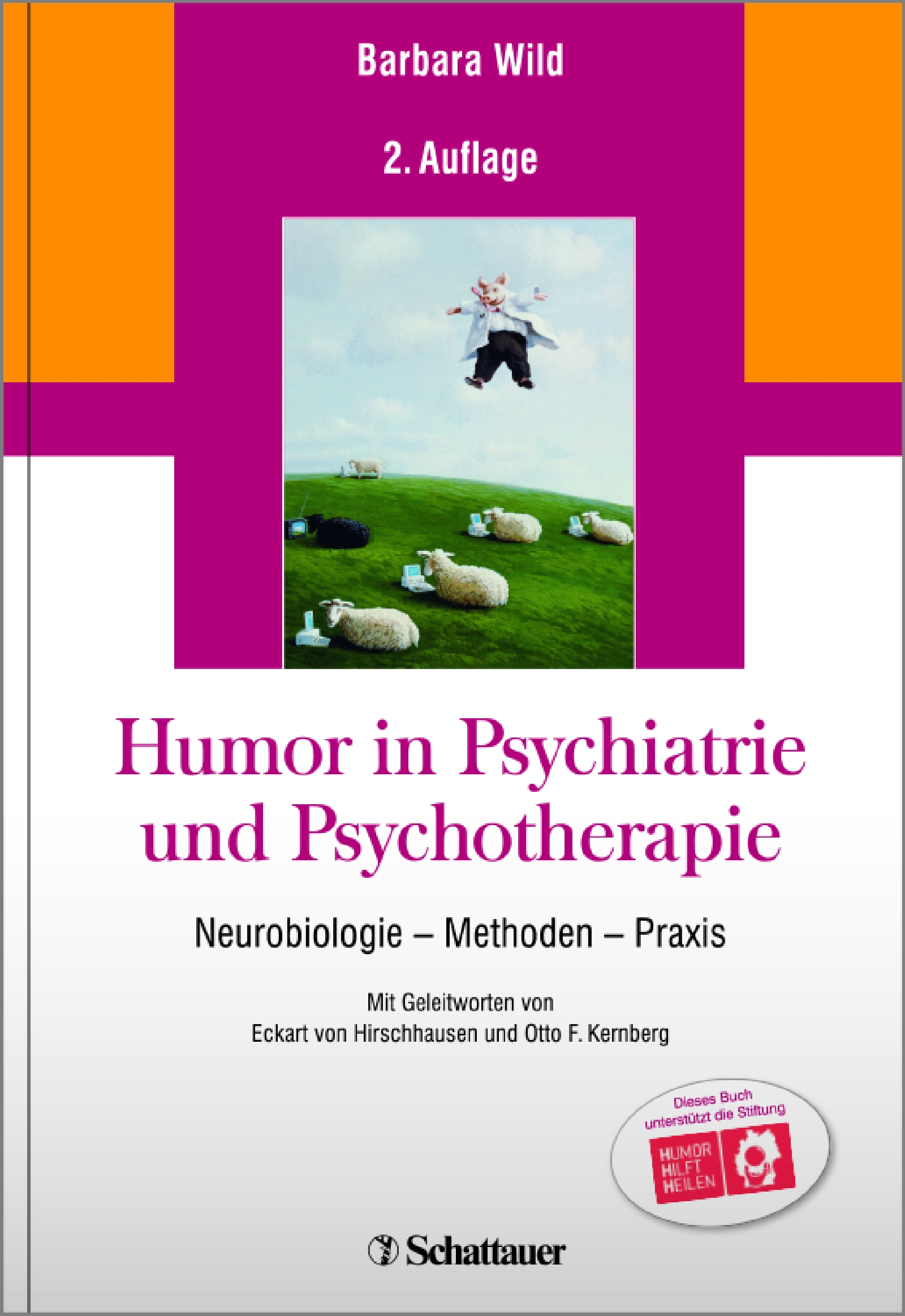 NEU Humor in Psychiatrie und Psychotherapie Barbara Wild 530618