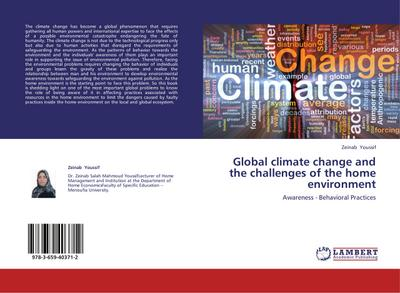 Global climate change and the challenges of the home environment