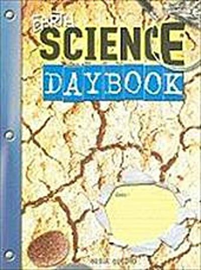 Great Source Science Daybooks: Student Edition Earth Science 2002