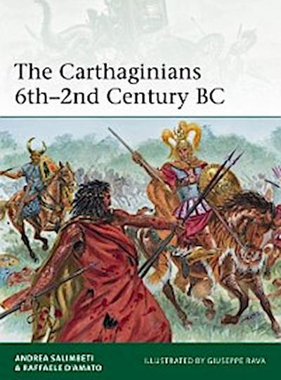 Carthaginians 6th 2nd Century BC