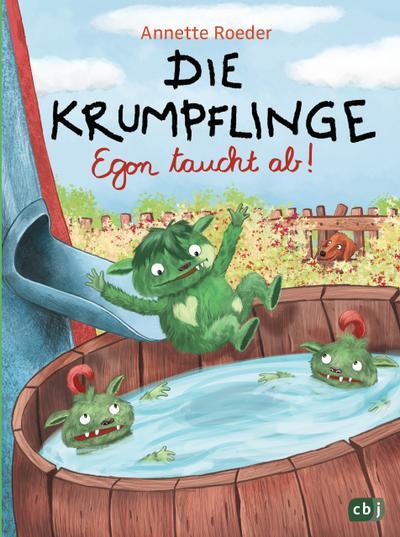 Die Krumpflinge 04 - Egon taucht ab