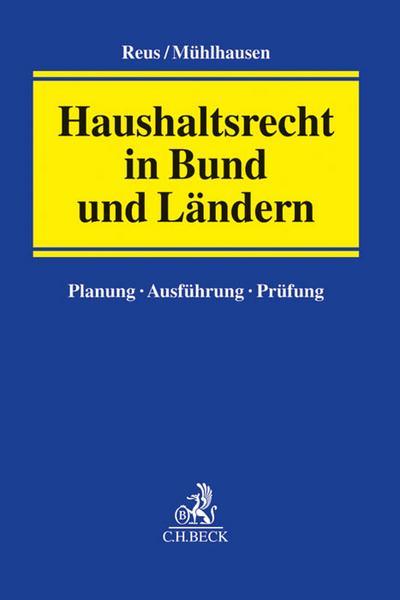 Haushaltsrecht in Bund und Ländern
