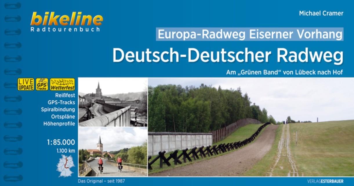Europa-Radweg Eiserner Vorhang Deutsch-Deutscher Radweg ~ Mi ... 9783850006729