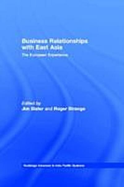 Business Relationships with East Asia