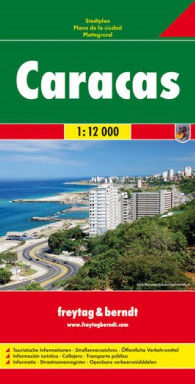 Caracas 1 : 12 000