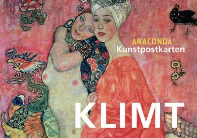 Kunstpostkartenbuch Gustav Klimt