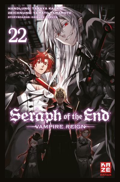 Seraph of the End - Band 22