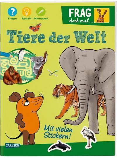 Tiere der Welt