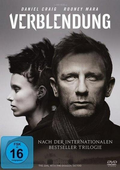 Verblendung, 1 DVD