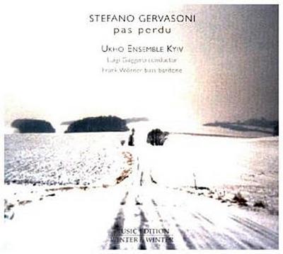 Pas Perdu, 1 Audio-CD