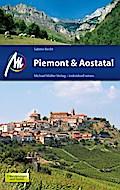 Piemont & Aostatal: Reiseführer mit vielen pr ...