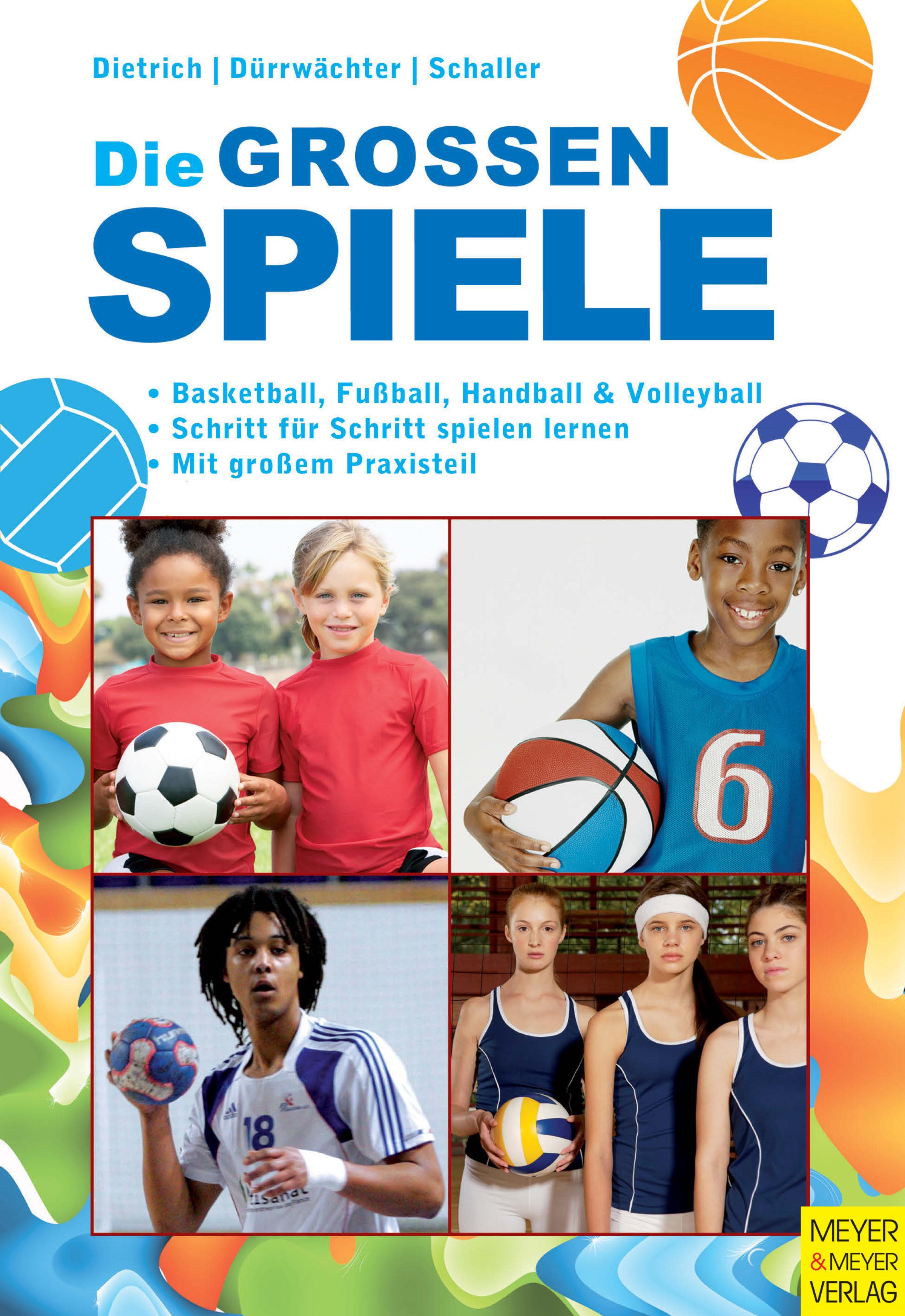 NEU Die großen Spiele Hans-Jürgen Schaller 997058