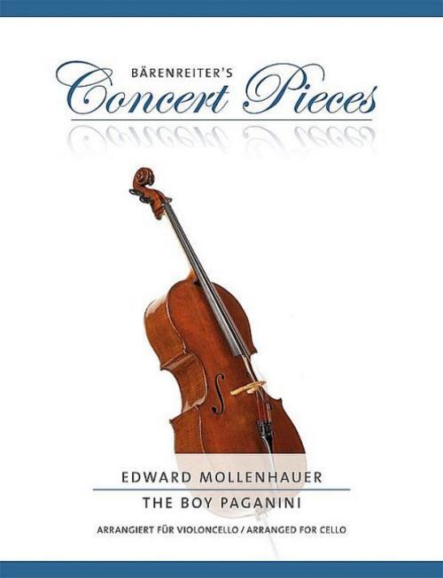 The Boy Paganini Edward Mollenhauer