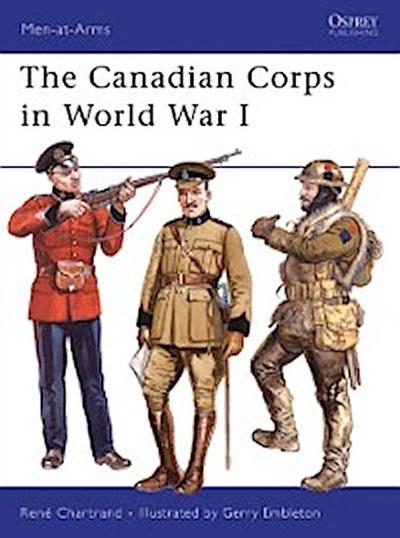 Canadian Corps in World War I