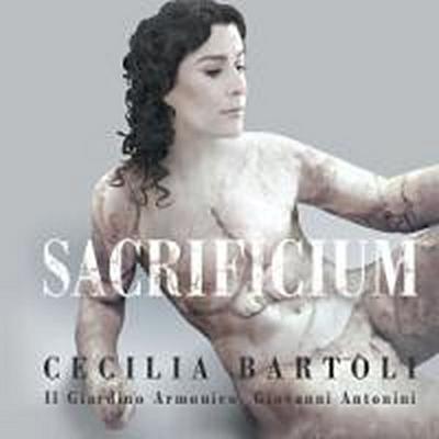 Cecilia Bartoli - Sacrificium, 2 Audio-CDs + 1 DVD + 1 Buch (Deluxe Edition)