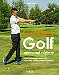Großes Golf spielen und trainieren