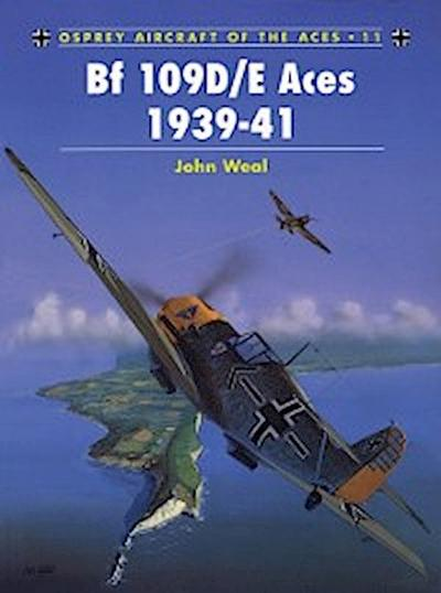 Bf 109D/E Aces 1939 41