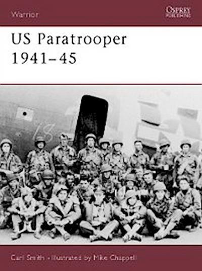 US Paratrooper 1941 45