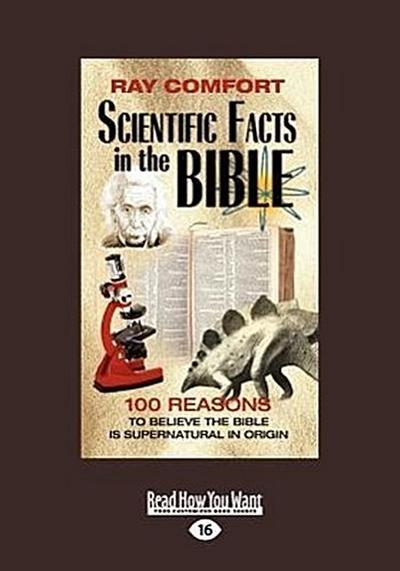 Scientific Facts in the Bible (Large Print 16pt)