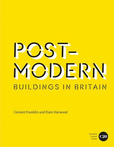 Post-Modern Buildings in Britain