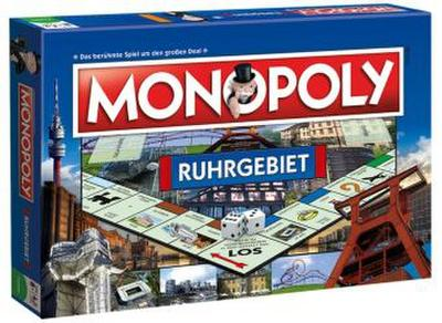 Monopoly Ruhrgebiet