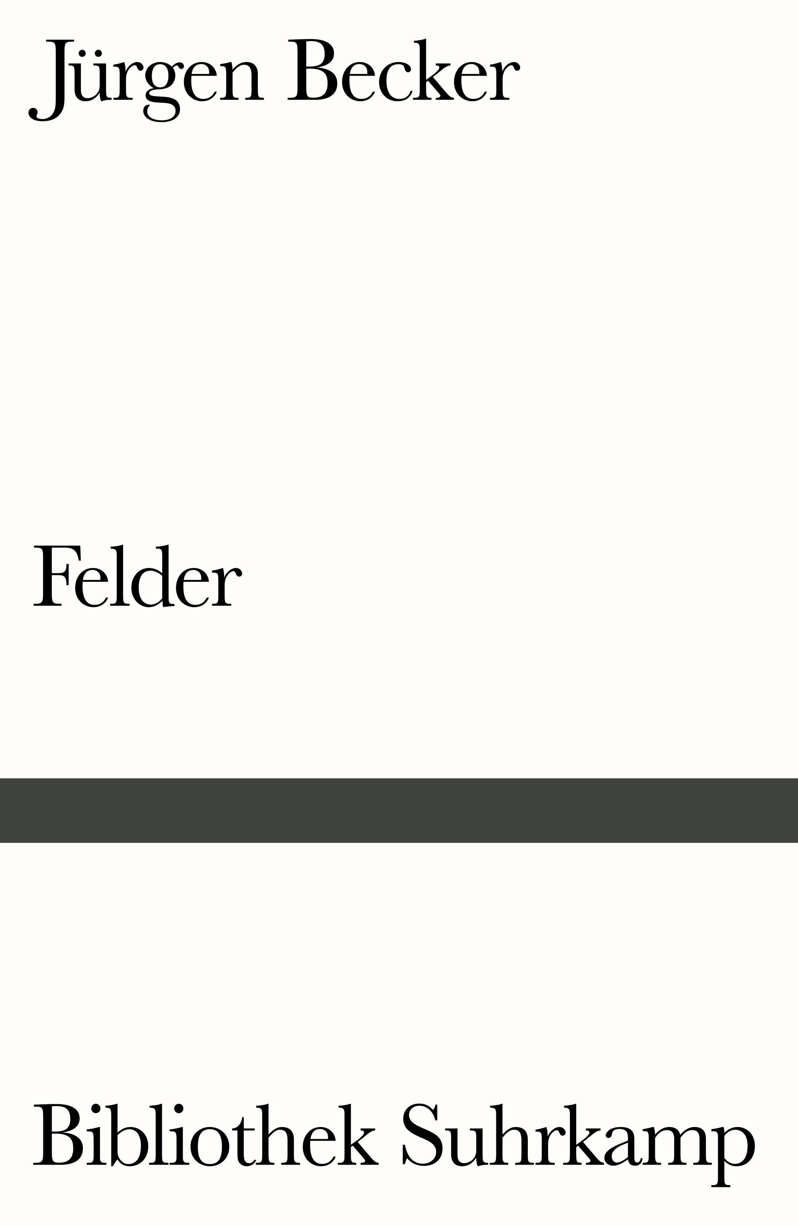 Felder, Jürgen Becker
