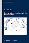 Geographic Load Share Routing in the Airborne Internet