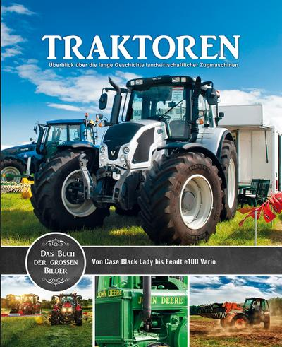 Traktoren Bildband