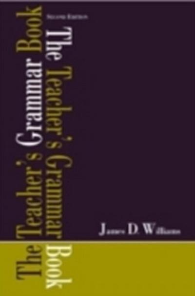 Teacher's Grammar Book