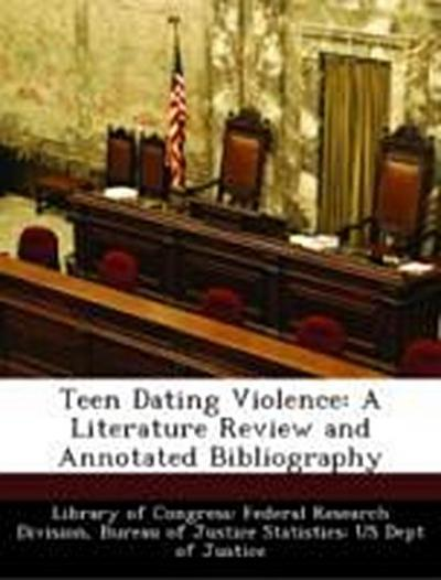 Library of Congress: Federal Research Division: Teen Dating