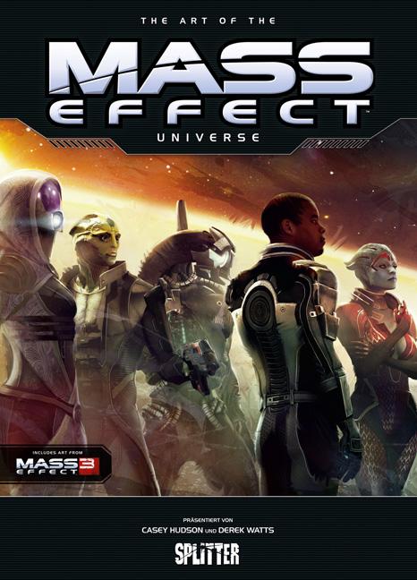 The Art of the Mass Effect Universe Casey Hudson