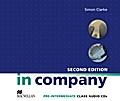 In Company. Pre-Intermediate. Class-Audio-CDs