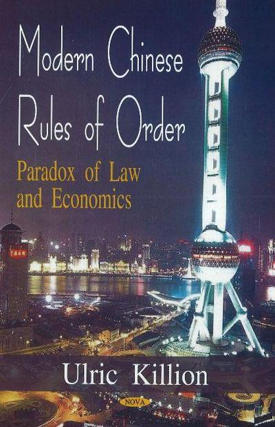 Modern Chinese Rules of Order