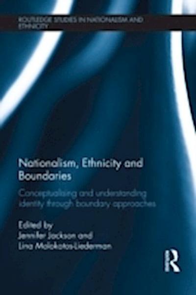 Nationalism, Ethnicity and Boundaries