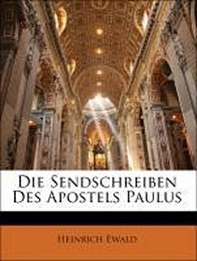 Die Sendschreiben Des Apostels Paulus