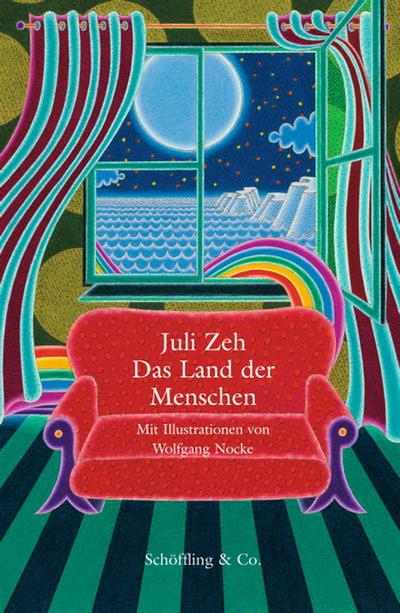 Das Land der Menschen   ; Ill. v. Nocke, Wolfgang; Deutsch; , 32 farb. Abb.