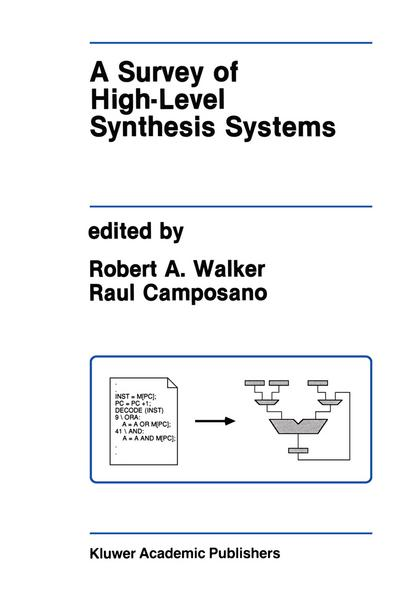 Survey of High-Level Synthesis Systems