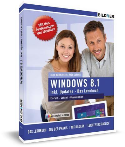 Windows 8.1 - Das Lernbuch.