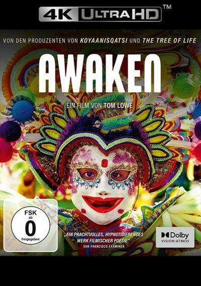 Awaken (4K UHD) (Blu-ray)