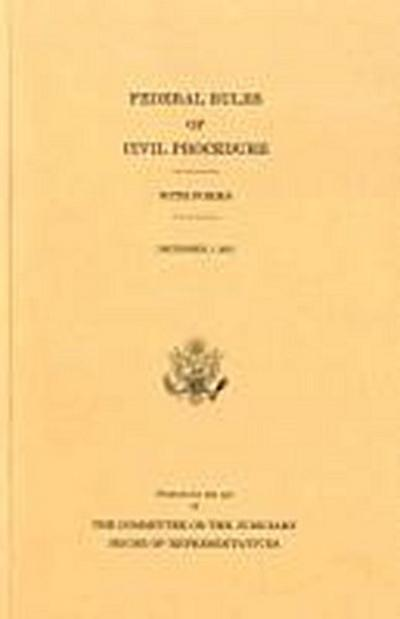 Federal Rules of Civil Procedure: With Forms