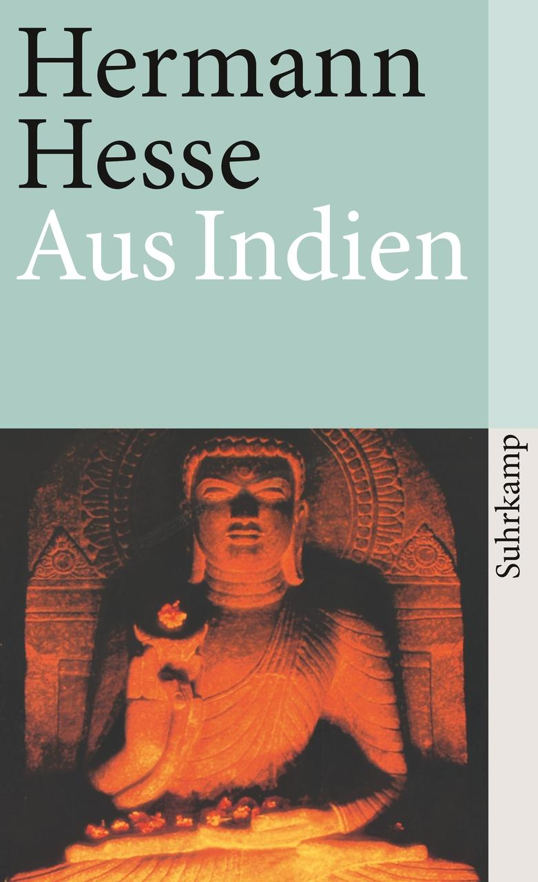 Hermann Hesse ~ Aus Indien 9783518370629