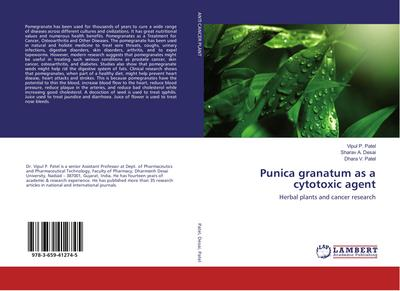 Punica granatum as a cytotoxic agent