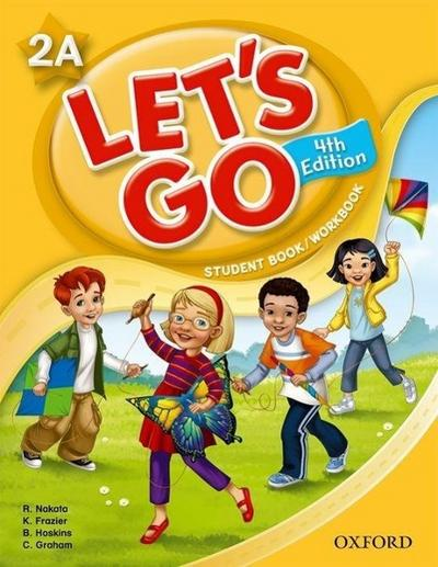 Let's Go: 2a: Student Book and Workbook