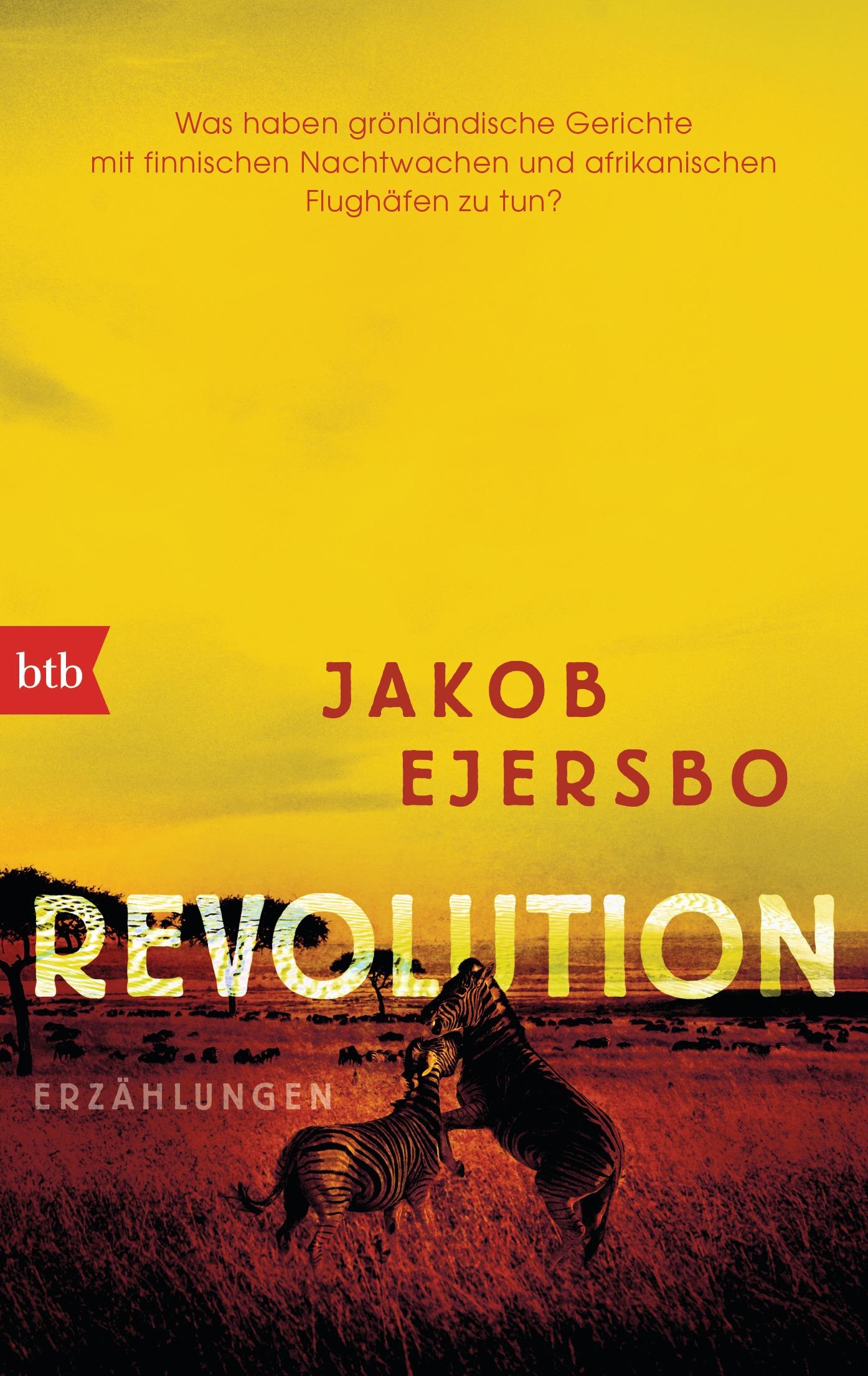Revolution Jakob Ejersbo