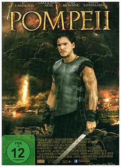 Pompeii, 1 DVD
