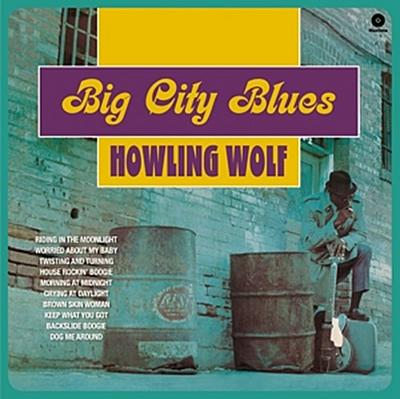 Big City Blues+5 Bonus Tracks (Ltd.180g Vinyl)