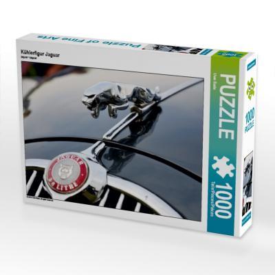 Kühlerfigur Jaguar (Puzzle)