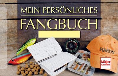 Mein persönliches Fangbuch; Deutsch