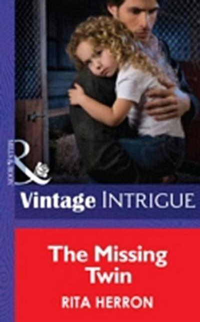 Missing Twin (Mills & Boon Intrigue) (Guardian Angel Investigations: Lost and Found, Book 1)