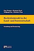 Rechtsformwahl in der Land- und Forstwirtschaft